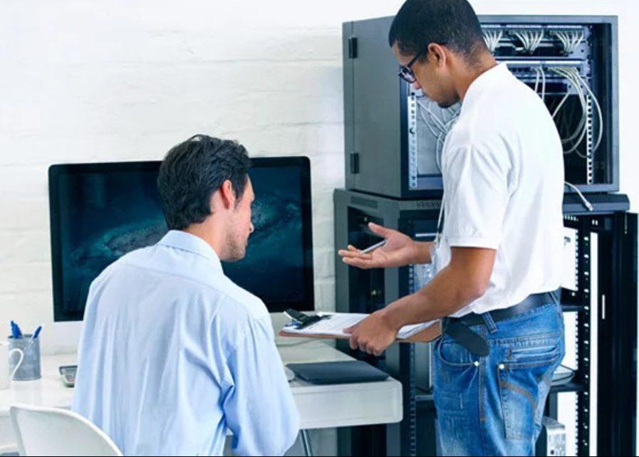 prestação de serviços de informática para empresas